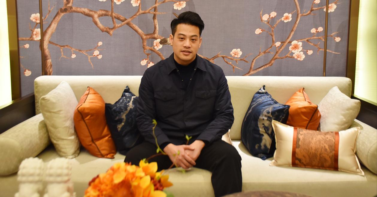 楼市对话|专访绿涛集团营销负责人闫子健